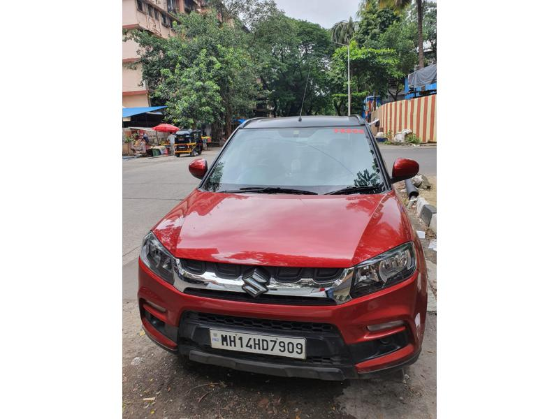 Used 2018 Maruti Suzuki Vitara Brezza Car In Mumbai