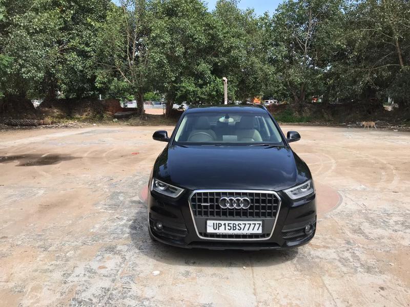 Used 2015 Audi Q3 Car In New Delhi