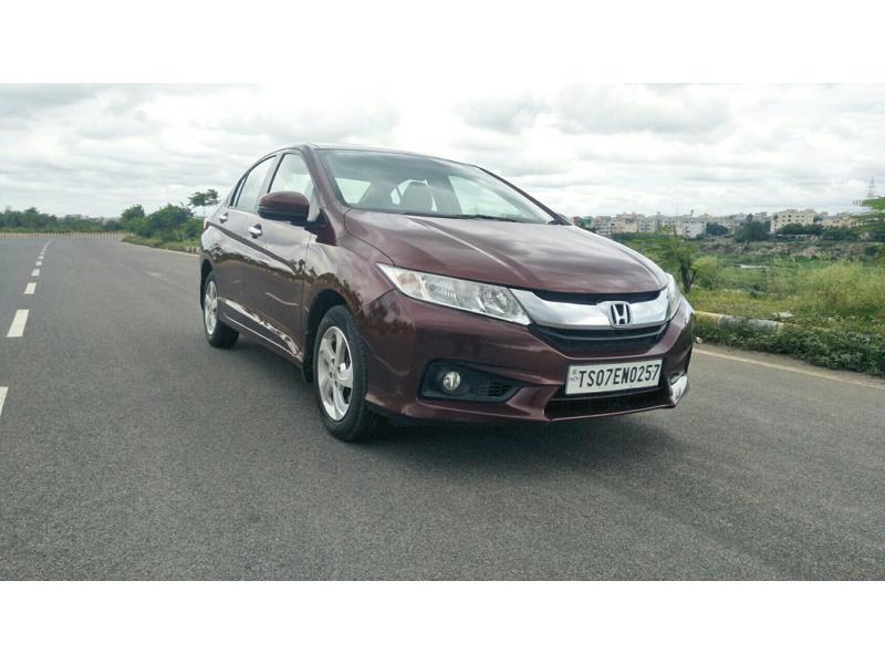 Used 2015 Honda City Car In Hyderabad