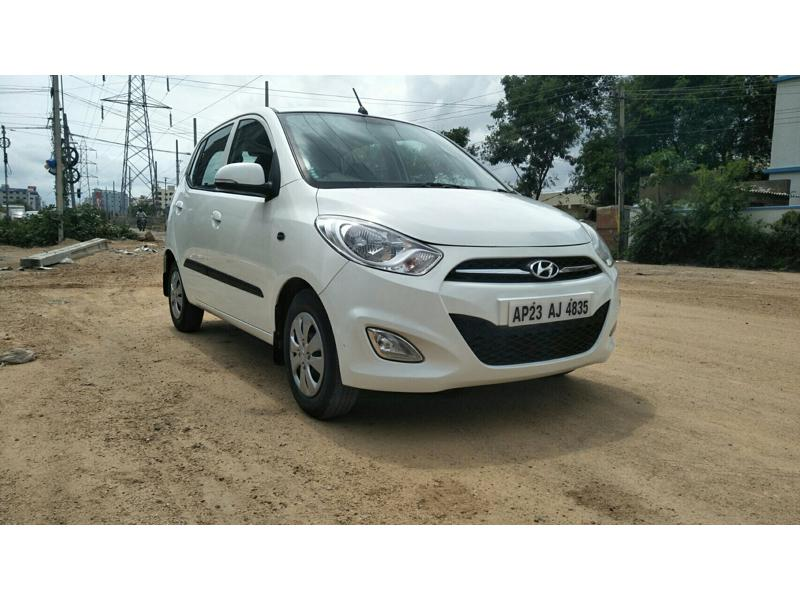 Used 2013 Hyundai i10 Car In Hyderabad