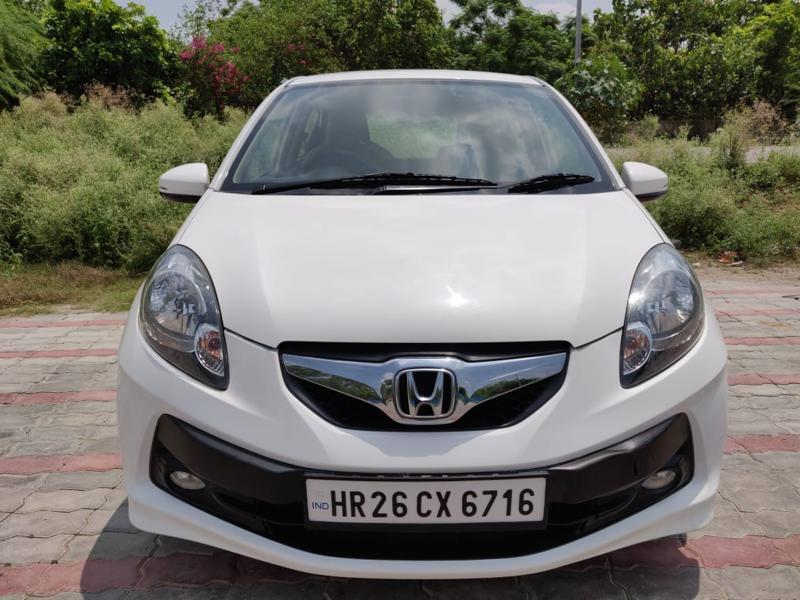 Used 2016 Honda Brio Car In Faridabad