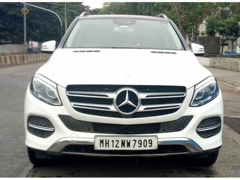 Used 2017 Mercedes Benz GLE Car In Mumbai