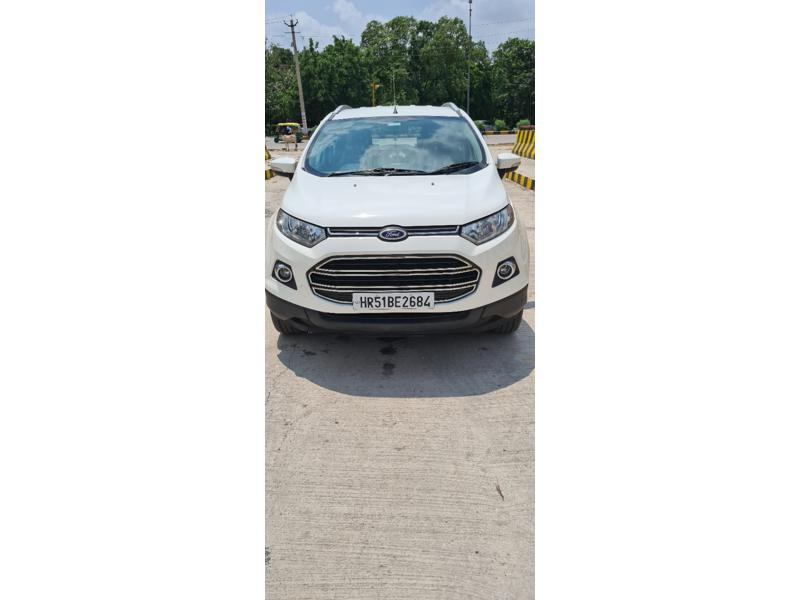 Used 2015 Ford EcoSport Car In Gurgaon