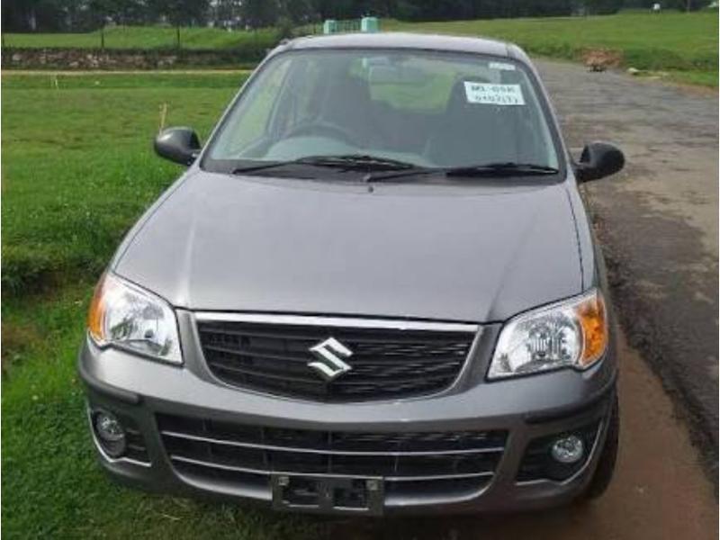 Used 2010 Maruti Suzuki Alto Car In Hospet