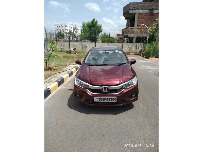 Used 2017 Honda City Car In Hyderabad