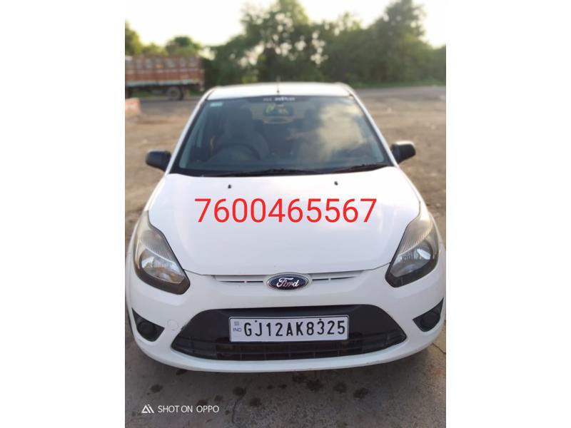 Used 2012 Ford Figo Car In Ahmedabad