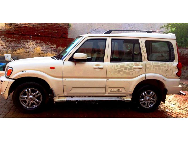 Used 2013 Mahindra Scorpio Car In Greater Noida