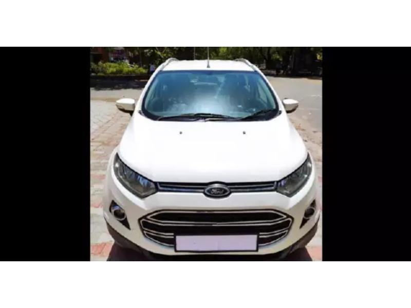 Used Ford Ecosport In Hyderabad Second Hand Ford Ecosport In Hyderabad Cartrade