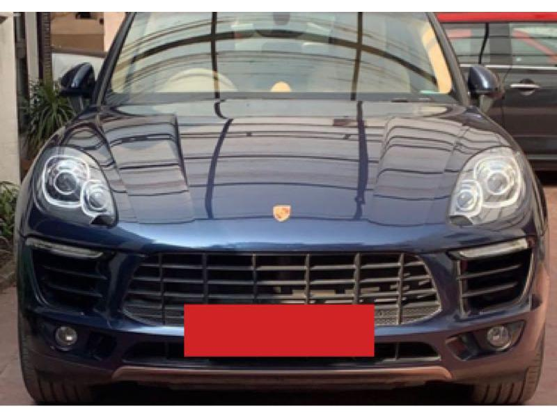 Used 2015 Porsche Macan Car In New Delhi