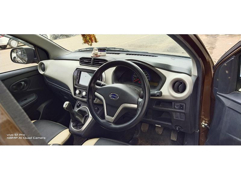 Used 2019 Datsun GO Plus Car In Bijapur