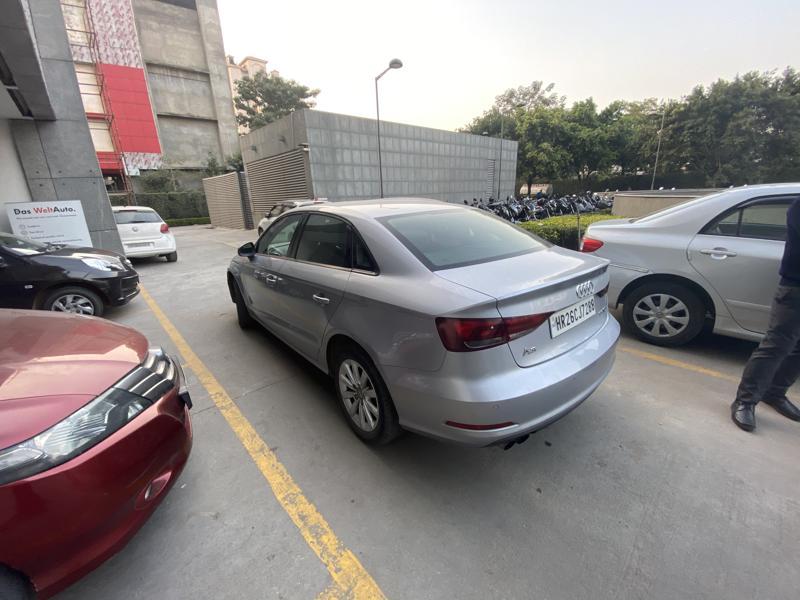 Used 2014 Audi A3 Car In New Delhi