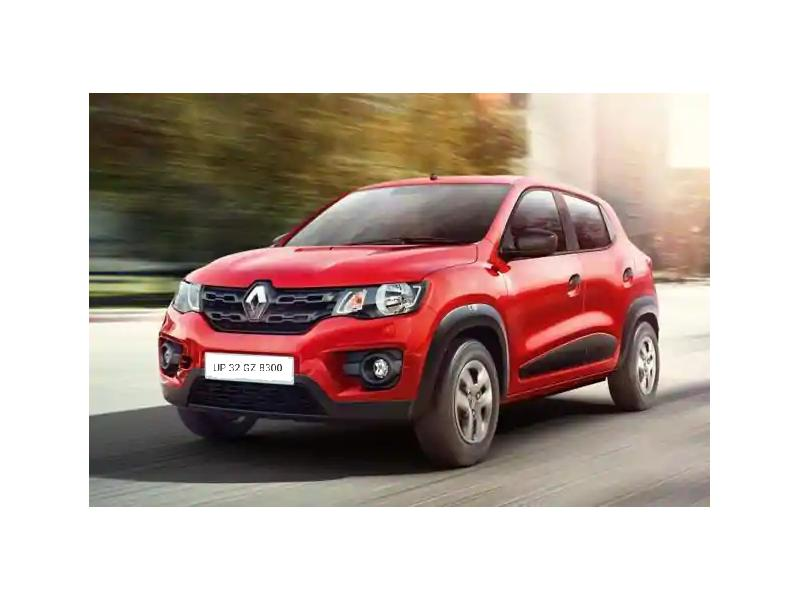 Used 2016 Renault Kwid Car In Lucknow