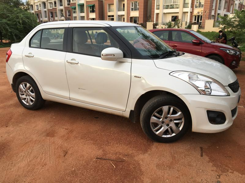 Used 2014 Maruti Suzuki Swift Dzire Car In Hyderabad