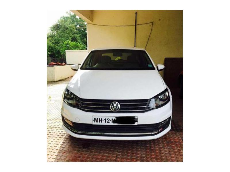 Used 2015 Volkswagen Vento Car In Pune