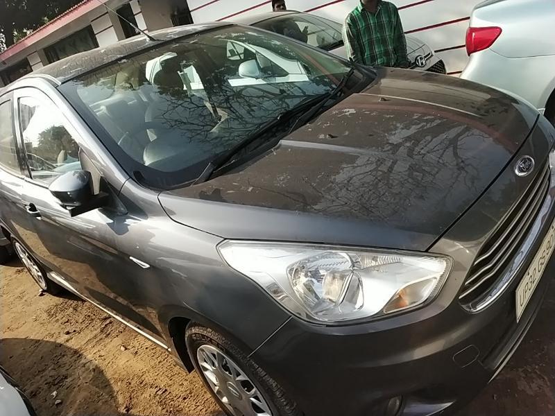Used 2015 Ford Figo Aspire Car In Lucknow