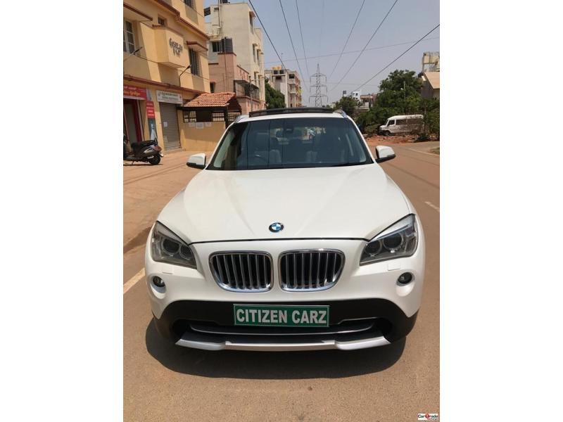 Used 2013 BMW X1 Car In Bangalore