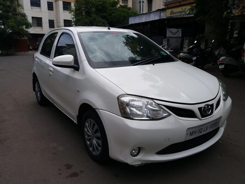 Used 2015 Toyota Etios Liva Car In Pune