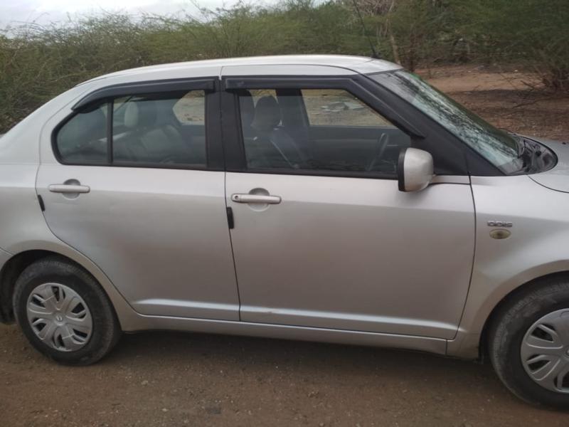 Used 2011 Maruti Suzuki Swift Dzire Car In Kadapa