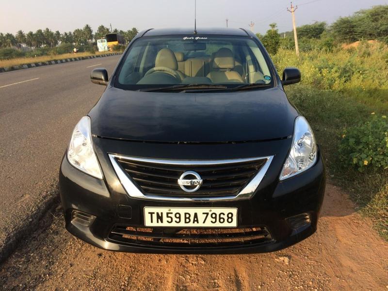 Used 2013 Nissan Sunny Car In Madurai