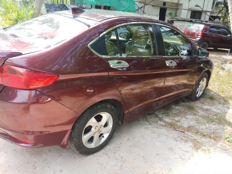 Used 2014 Honda City Car In Trivandrum