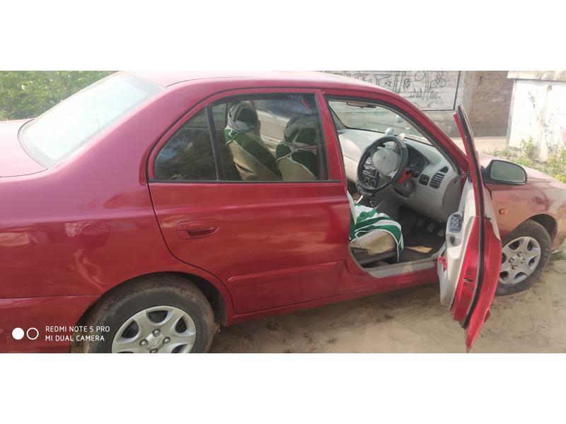 Used 2006 Hyundai Accent Car In Bardhaman