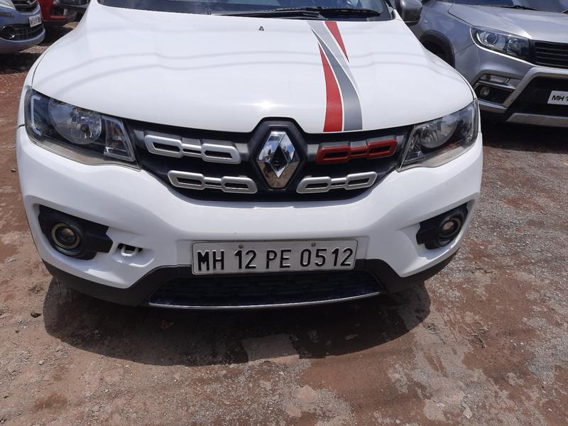 Used 2017 Renault Kwid Car In Pune