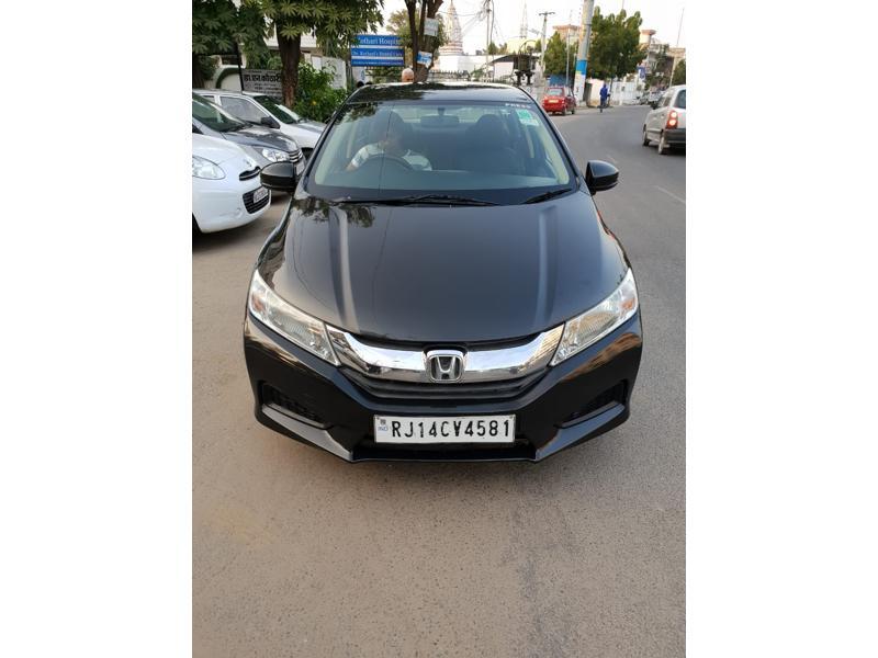 Used 2014 Honda City Car In Alwar