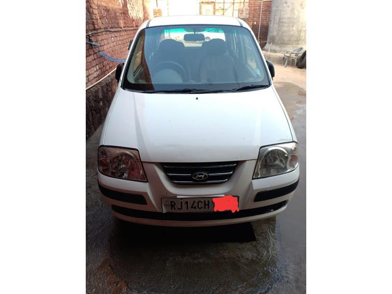 Used 2009 Hyundai Santro Xing Car In Tonk