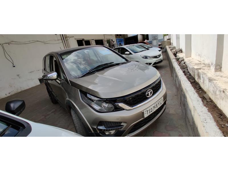 Used 2017 Tata Hexa Car In Hyderabad