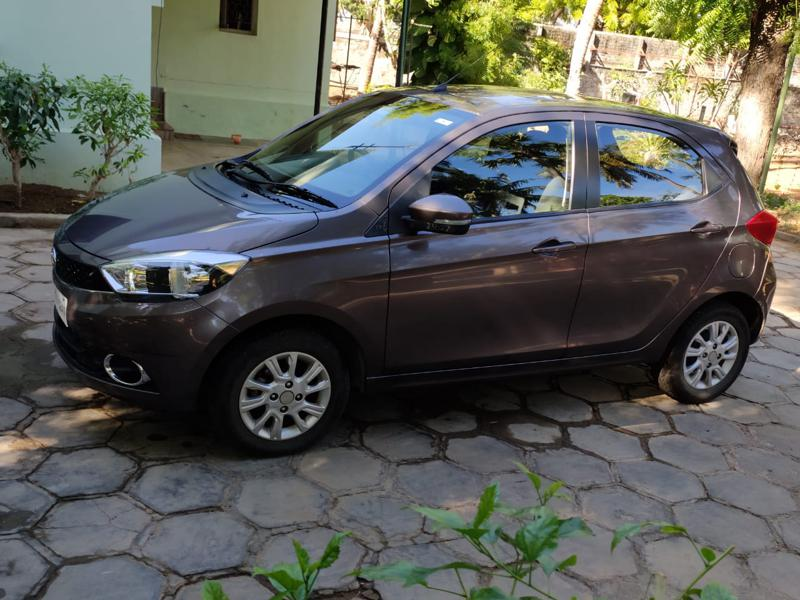 Used 2017 Tata Tiago Car In Thoothukudi