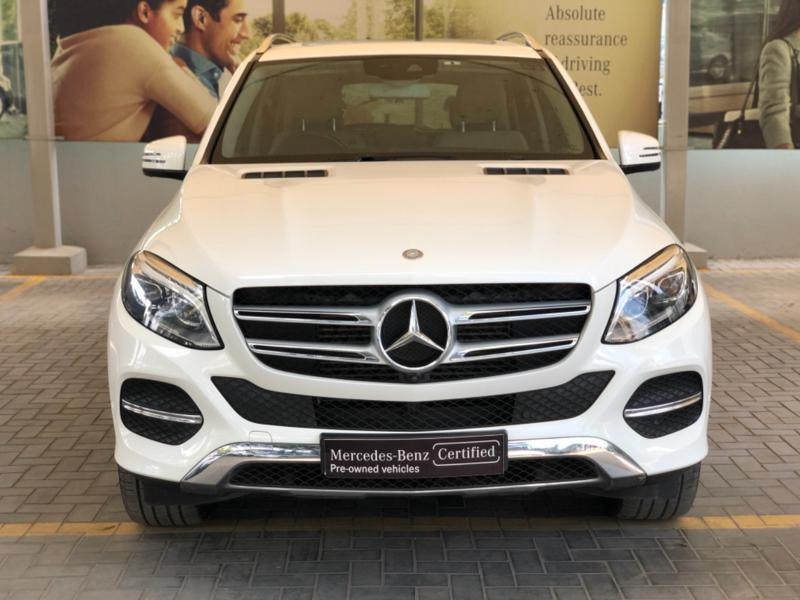 Used 2016 Mercedes Benz GLE Car In Coimbatore
