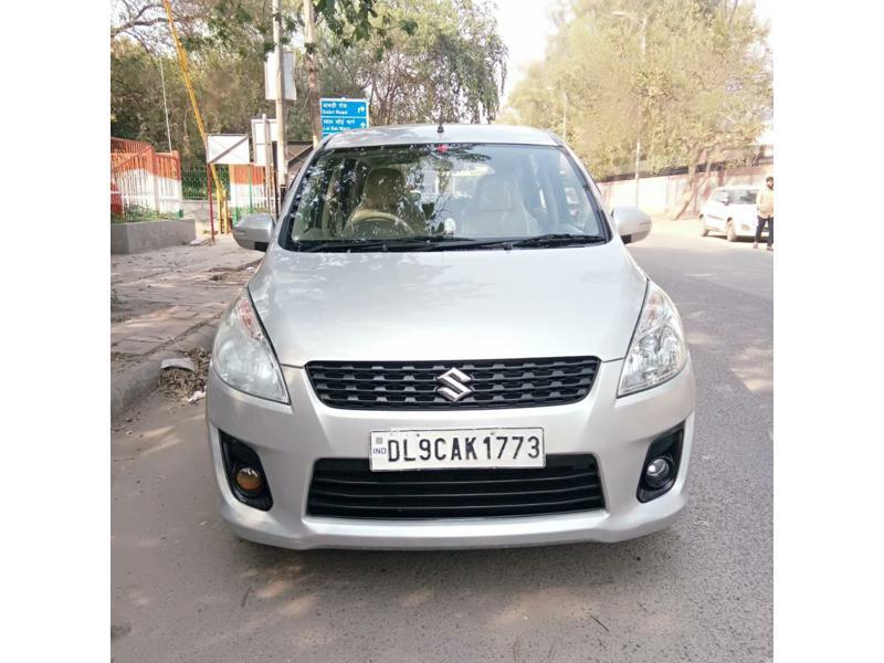 Used 2014 Maruti Suzuki Ertiga Car In New Delhi