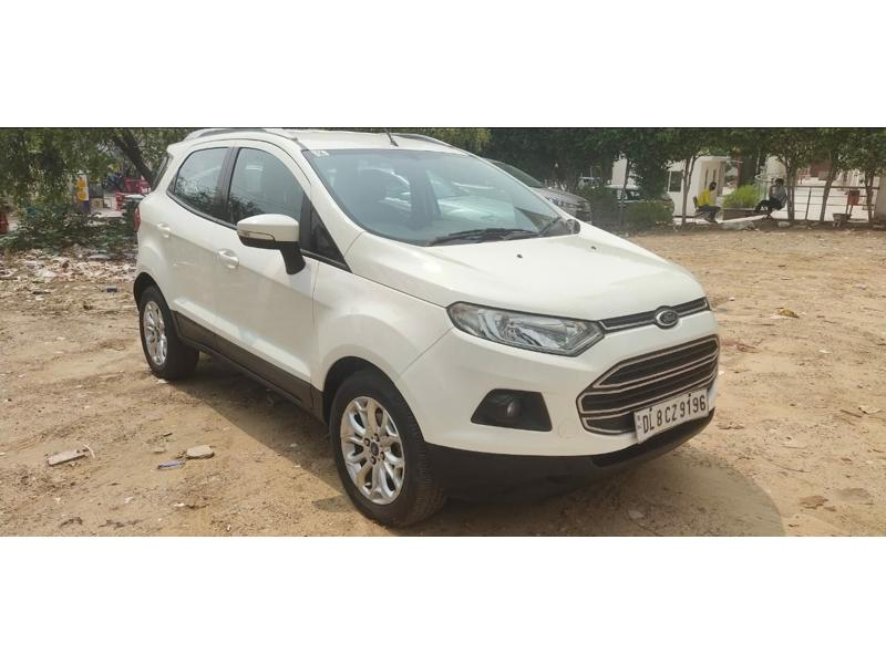 Used 2013 Ford EcoSport Car In Faridabad