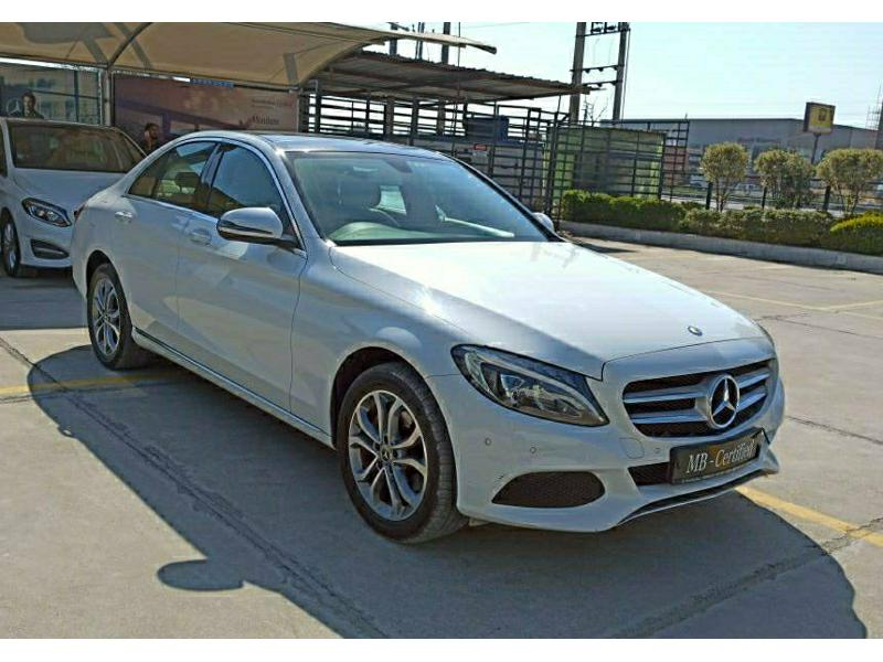 Used 2017 Mercedes Benz C Class Car In Karnal