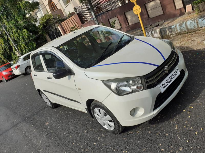 Used 2015 Maruti Suzuki Celerio Car In New Delhi