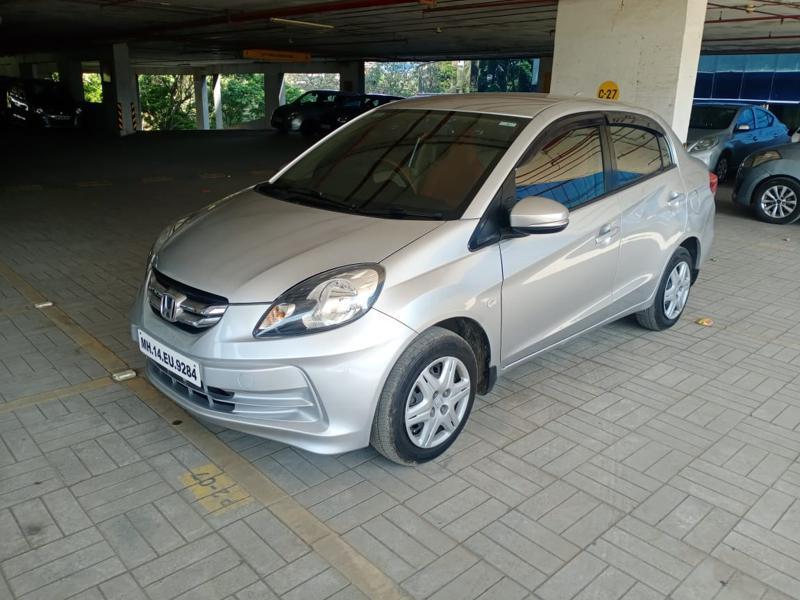 Used 2015 Honda Amaze Car In Mumbai
