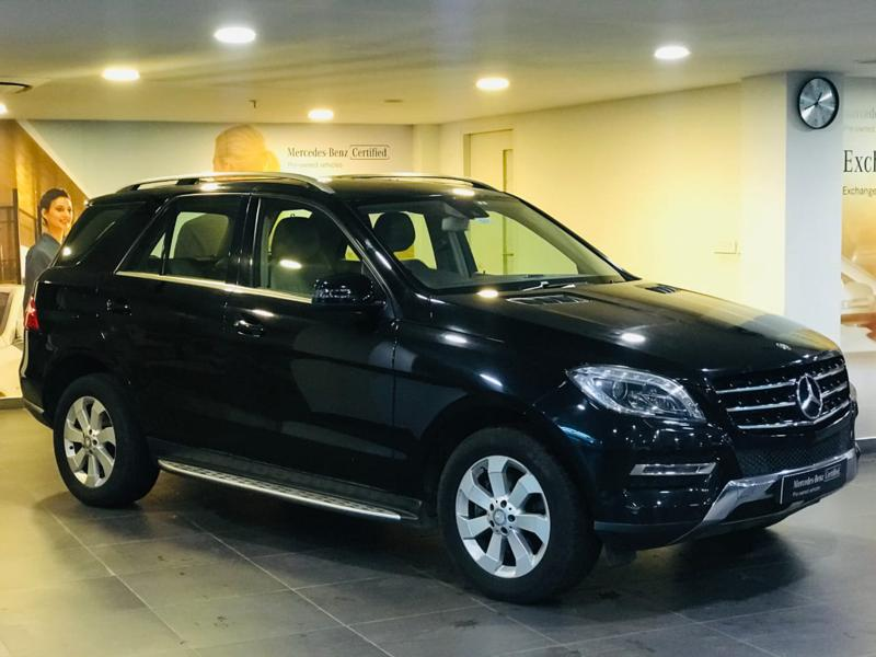 Used 2015 Mercedes Benz M Class Car In Kasaragod