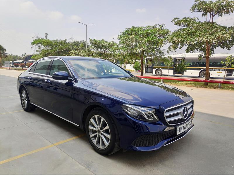 Used 2018 Mercedes Benz E Class Car In Pune