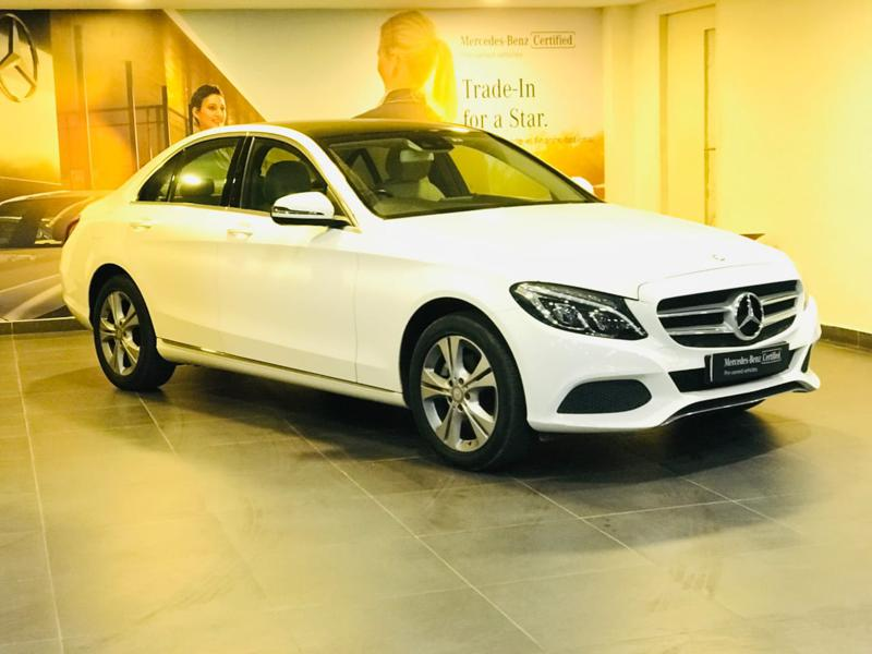 Used 2016 Mercedes Benz C Class Car In Alappuzha
