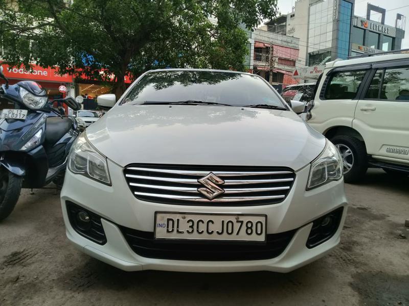 Used 2015 Maruti Suzuki Ciaz Car In New Delhi