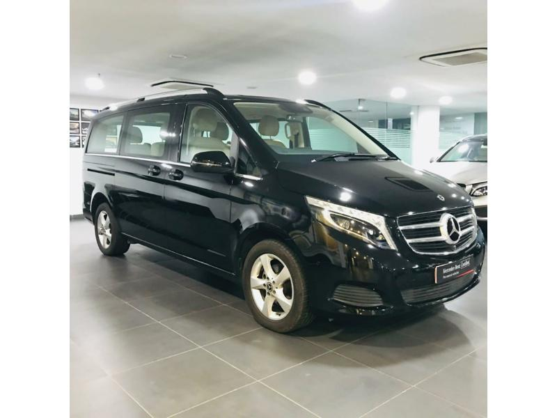 Used 2019 Mercedes Benz V-Class Car In Kasaragod