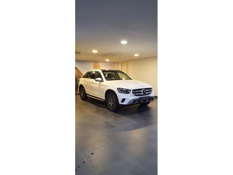 Used 2019 Mercedes Benz GLC Car In Thiruvalla
