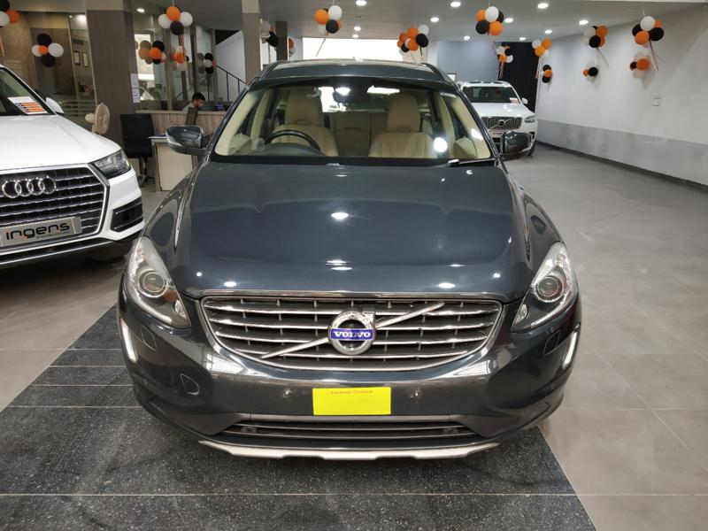 Used 2016 Volvo XC60 Car In Hyderabad