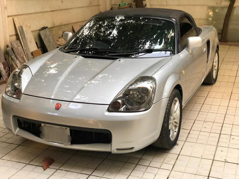 Used 2004 Toyota MR2 Car In Mumbai