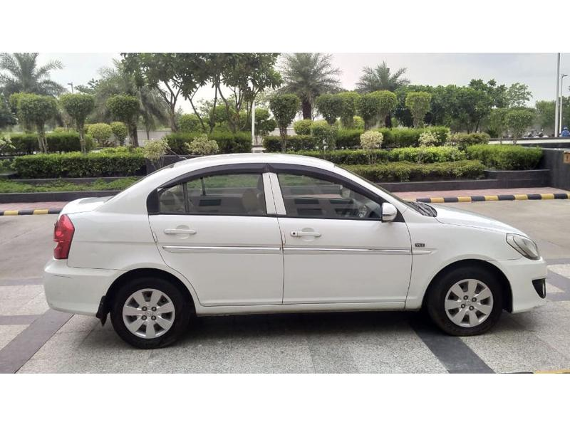 Used 2011 Hyundai Verna Car In Gurgaon