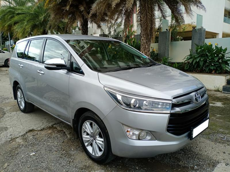 Used 2016 Toyota Innova Crysta Car In Pune