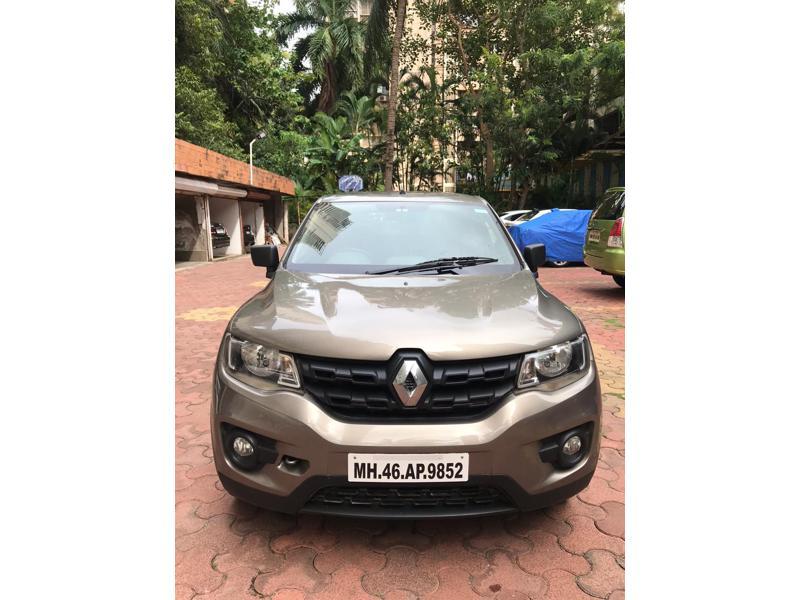 Used 2016 Renault Kwid Car In Mumbai