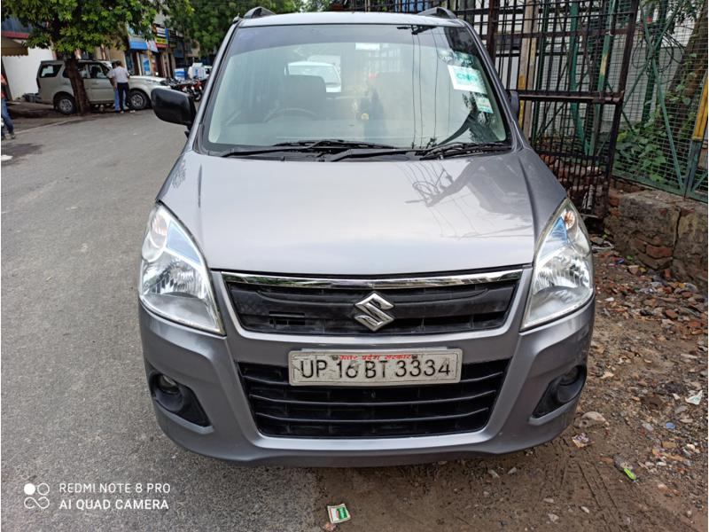 Used 2012 Maruti Suzuki Wagon R 1.0 Car In Ghaziabad