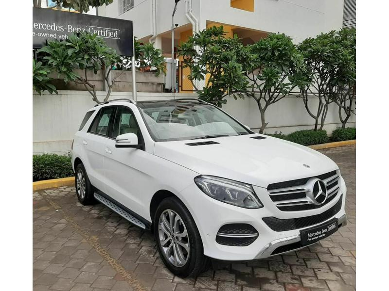 Used 2018 Mercedes Benz GLE Car In Pune
