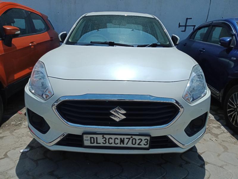 Used 2018 Maruti Suzuki Dzire Car In New Delhi